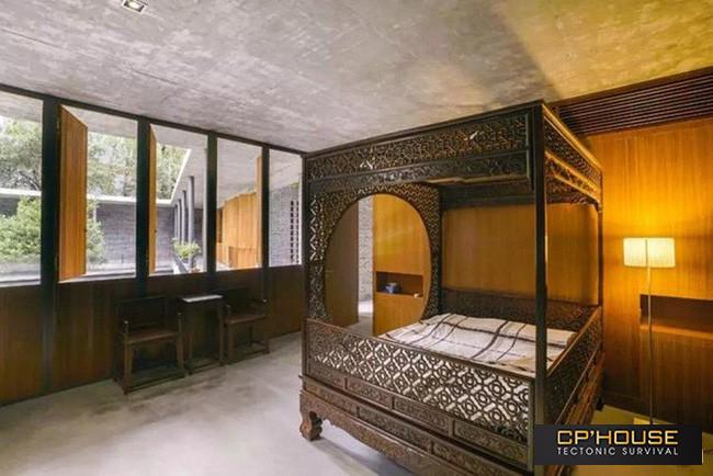 Ngôi nhà ngoại ô đơn giản và cổ điển như cung điện xưa