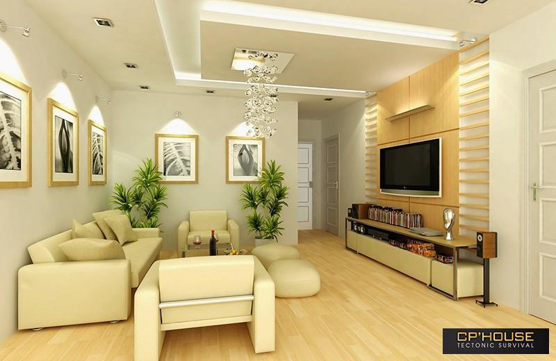 Cách tạo không gian xanh cho căn hộ chung cư thêm lung linh