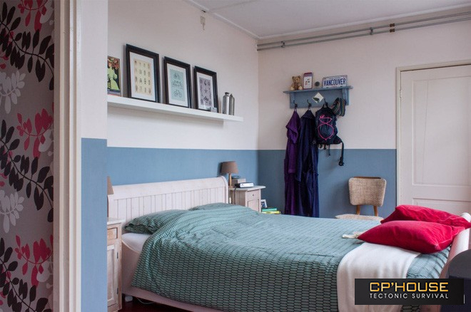 Ngôi nhà có nội thất đơn giản bao nhiêu thì vật trang trí cầu kì bấy nhiêu