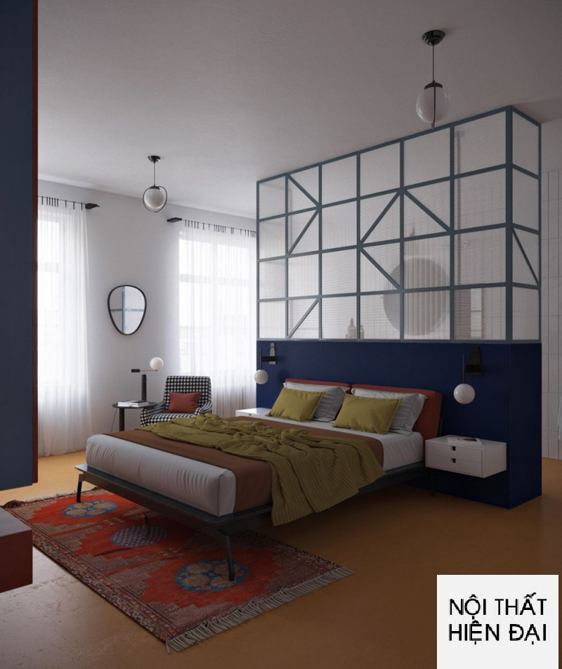 Những mẫu thiết kế nội thất thú vị thích mắt cho nhà phố