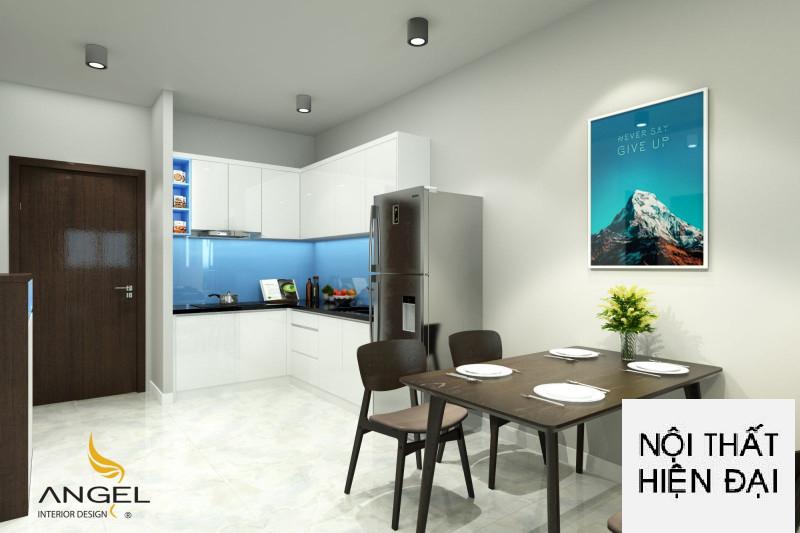 Thiết kế nội thất căn hộ Botanica Premier 65m2 - Chị Ngọc