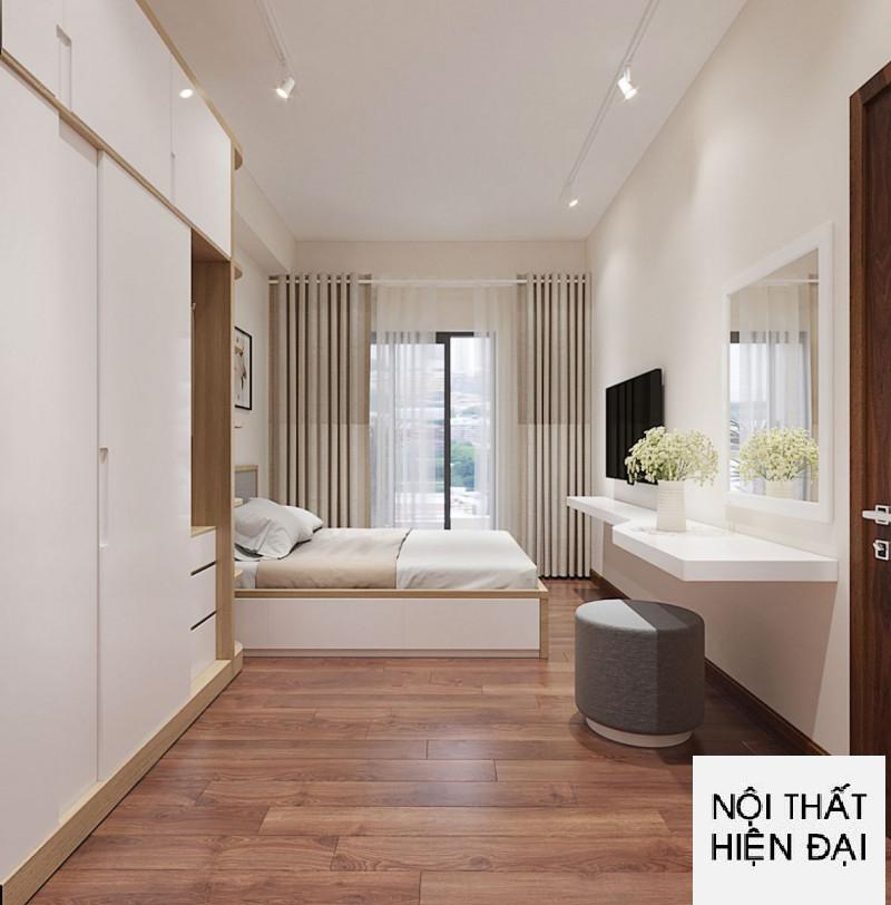 Thiết kế nội thất căn hộ chung cư  Centana Quận 2 - Chị Phương Anh Toại