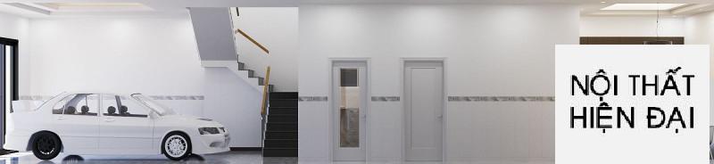 Thiết kế nội thất nhà phố Thành phố Bà Rịa - Anh Minh