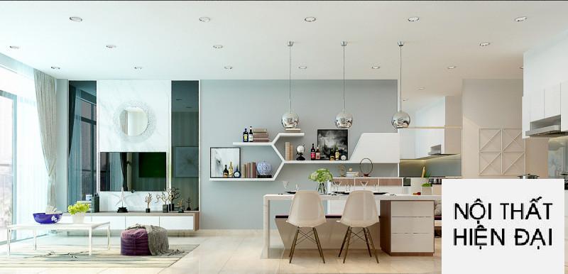 Thiết kế nội thất căn hộ Opal Riverside - Ms Châu