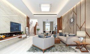 2 thiết kế nội thất căn hộ chung cư diện tích nhỏ hiện đại