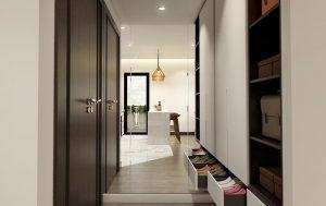2 mẫu thiết kế nội thất căn hộ chung cư