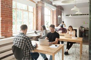 6 nguyên tắc thiết kế văn phòng nhỏ đẹp và chuyên nghiệp