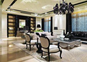 Bí quyết thiết kế nội thất tân cổ điển sang trọng vượt thời gian
