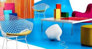 Phong cách nội thất Colour block là gì và cách ứng dụng