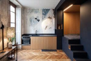 4 bí quyết thiết kế nội thất căn hộ hiện đại diện tích nhỏ
