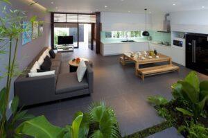 5 ý tưởng thiết kế nội thất nhà vườn đẹp và ấm cúng