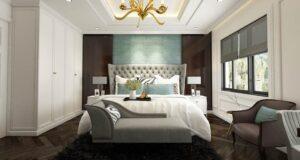 Có nên sử dụng trần thạch cao phòng ngủ?